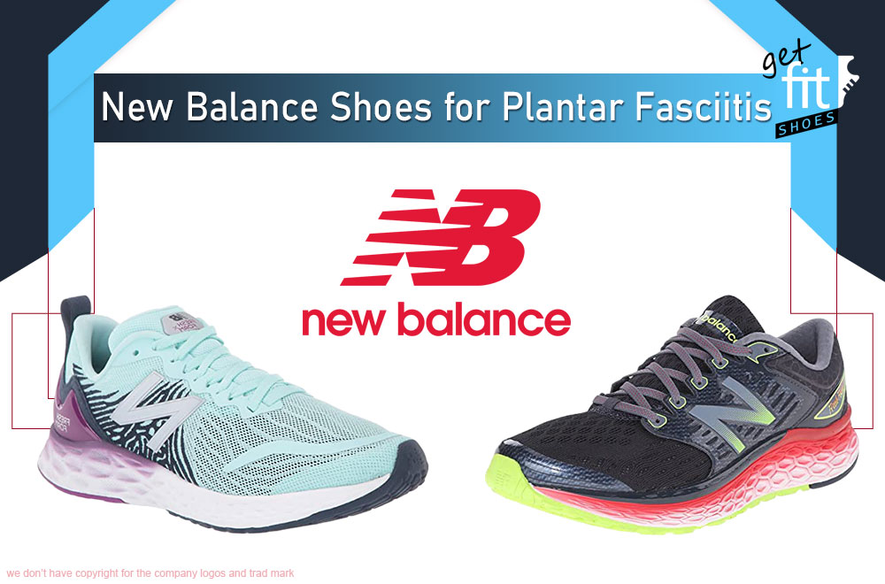 Best New Balance Shoes for Plantar Fasciitis